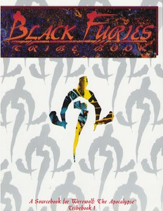 Black Furies Tribebook