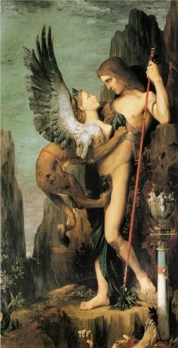Oedipus_und_die_Sphinx_(Gustave_Moreau)