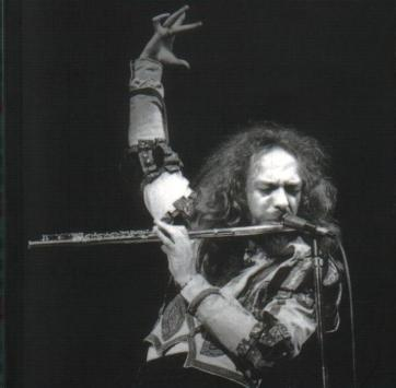 Ian Anderson young