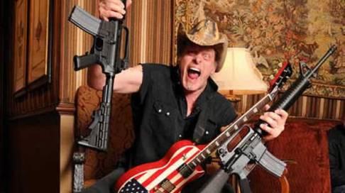 ted-nugent-guns-guitar