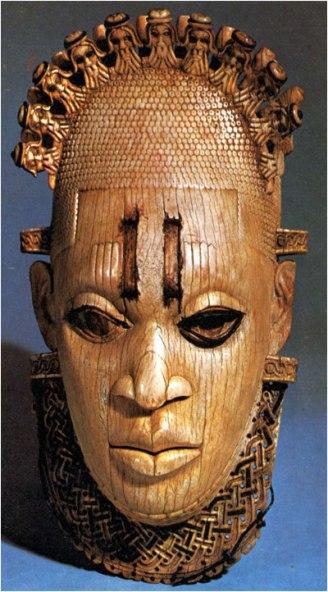 Art - Benin mask