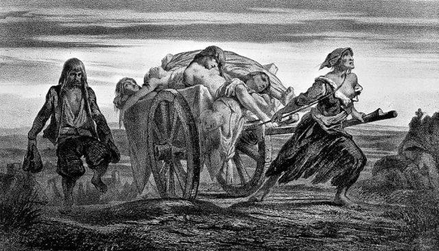 plague-victims