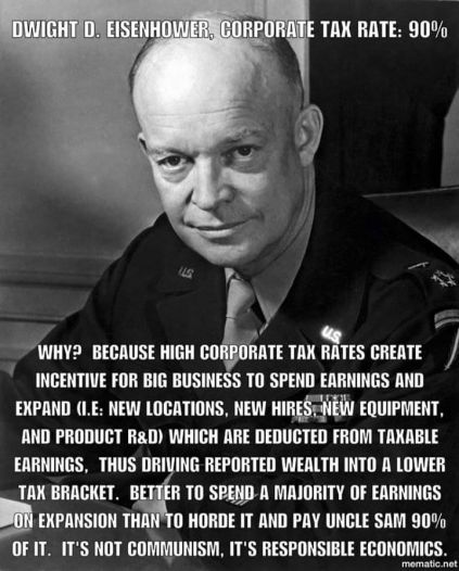 tax-rate-eisenhower