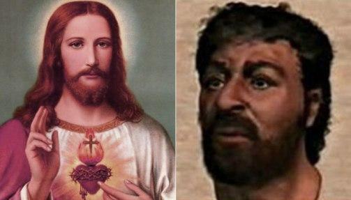 Jesus not White